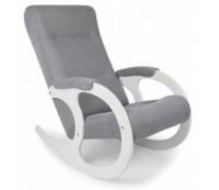 Кресло-качалка Бастион 3 (серое Мемори 15)