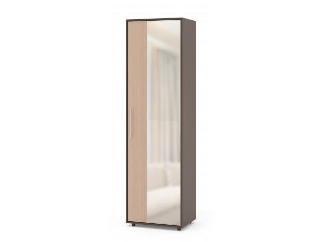Прихожая, шкаф Сокол ШО-2 с зеркалом