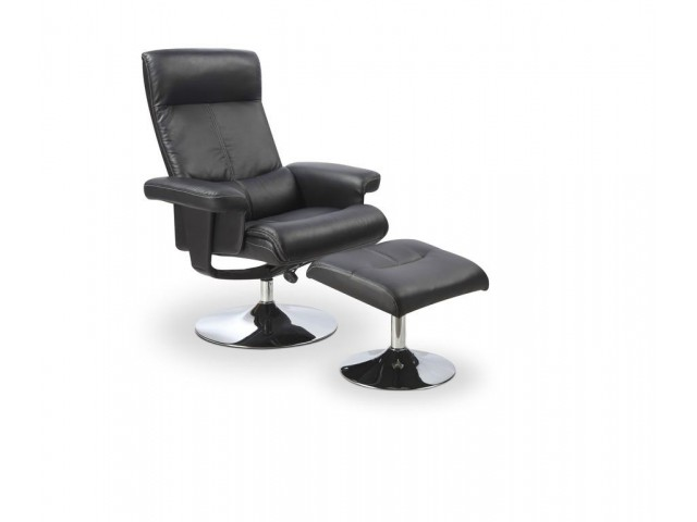 Кресло комплект Halmar DAYTON, черный