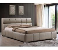 Кровать SIGNAL BOLONIA, капучино, 160/200