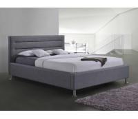 Кровать SIGNAL LIDEN, серая, 160/200