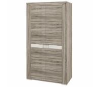 Шкаф для одежды МН-131-05, мебельная система Кристалл