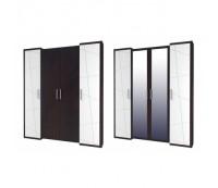 Шкаф для одежды МН-115-04, мебельная система Барселона