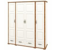 Шкаф для одежды МН-126-04, мебельная система Марсель