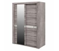 Шкаф для одежды МН-131-03, мебельная система Кристалл
