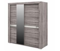 Шкаф для одежды МН-131-04, мебельная система Кристалл