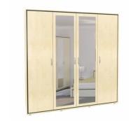 Шкаф для одежды МН-210-07, мебельная система Глория