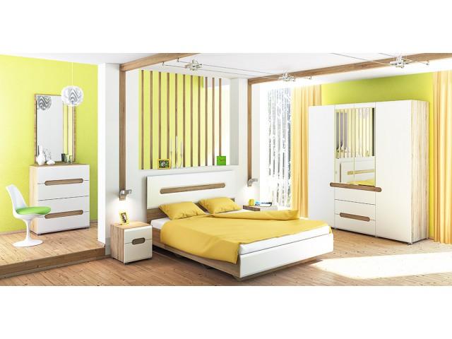 Леонардо спальня