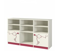Комод Т135-1Д0, мебельная система Тедди Сакура