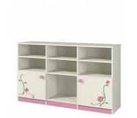 Комод Т135-1Д1, мебельная система Тедди Розалия