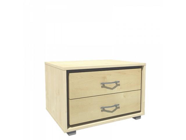 Тумба МН-210-02, мебельная система Глория